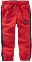 Osh Kosh Baby Boy Pull-On Fleece Pants
