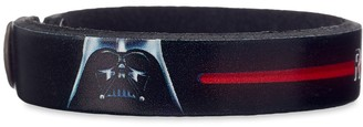 Disney Darth Vader Leather Bracelet Star Wars Personalizable