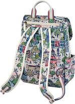 Cath Kidston London View Buckle Backpack