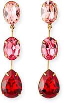 Jennifer Behr Allanah Triple Drop Earrings