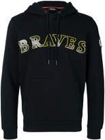 Diesel Braves drawstring hoodie