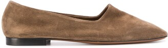 ATP ATELIER Andrano square toe loafers