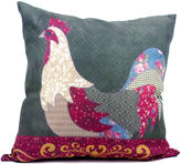 JCPenney Country Rooster Decorative Pillow