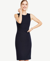 Ann Taylor Tall Seasonless Sheath Dress