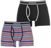 SoulCal Mens Cal Pattern Bxr S83 Boxer Underwear