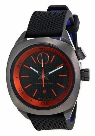 Movado Bold Silicone Men's Watch, 3600212