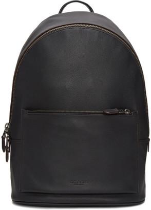 Coach 1941 Black Metropolitan Backpack