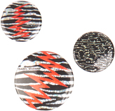 Isabel Marant The City set of three badges