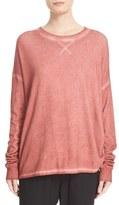 The Kooples Women's Drawstring Waist Sweatshirt
