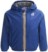 K-Way Lily Light Packable Rain Jacket (For Little and Big Kids)