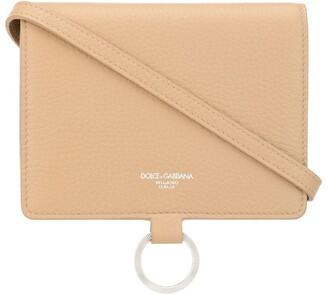 Dolce & Gabbana Logo Print Mini Bag