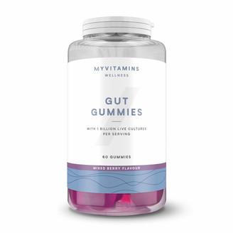 Myvitamins Gut Gummies - 60servings - Mixed Berry