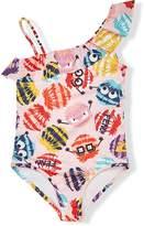 Fendi Bag Bugs swimsuit