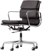 Vitra Charles & Ray Eames EA 217 Chair - Chocolate Chromed