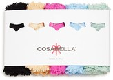 Cosabella Never Say Never Thongs, Set of 5 #NSNPK5321