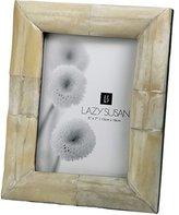 Lazy Susan Organic Bone Frame, 5 x 7-Inches, Large