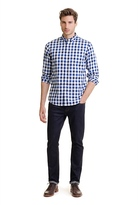 Country Road Three Colour Oxford Shirt