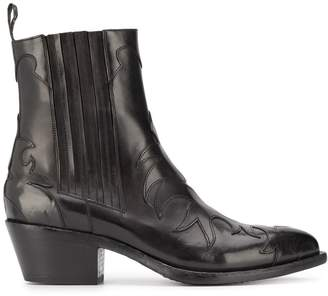 Sartore Parma ankle boots