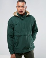 Abercrombie & Fitch Overhead Jacket With Hood