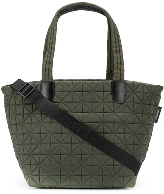 VeeCollective Geometric Shoulder Bag
