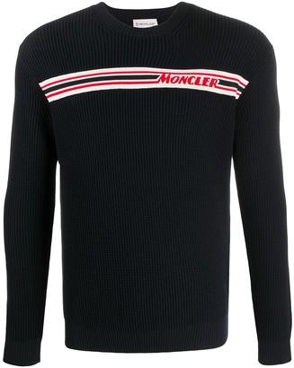 Moncler Logo Jumper