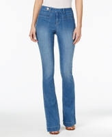 Style&Co. Style & Co Style & Co Petite Curvy-Fit Tucson Wash Bootcut Jeans, Created for Macy's