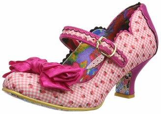 Irregular Choice Women's Summer Breeze Closed Toe Heels