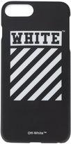 Off-White Diagonal iPhone 7+ Case - unisex - PVC - One Size