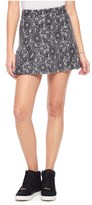 Juicy Couture Bonded Lace Flirty Skirt