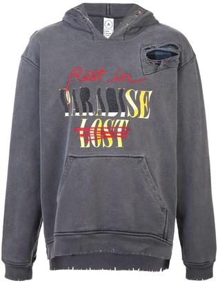 Alchemist 'Rest In Peace' hoodie