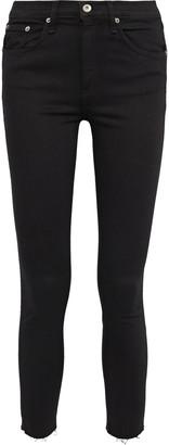Rag & Bone The Ankle Skinny Mid-rise Skinny Jeans