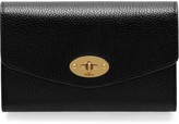 Mulberry Medium Darley Wallet Black Small Classic Grain