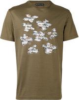 Etro floral print T-shirt - men - Cotton - XL