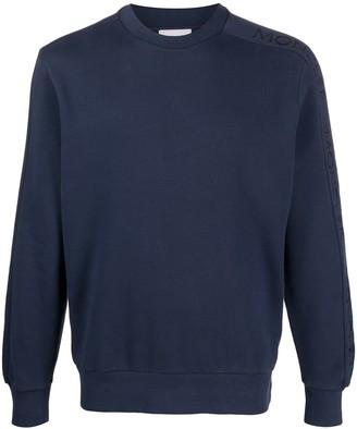 Moncler Logo Stripe Sweatshirt