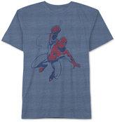 JEM Men's Spider-Man Graphic-Print T-Shirt