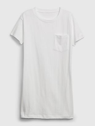 Gap Pocket T-Shirt Dress