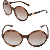 Brian Atwood 58mm Round Sunglasses