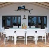 Panama Jack Outdoor Mykonos 11 Piece Dining Set Outdoor
