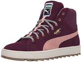 Puma Women's Classic Suede Fashion Sneaker