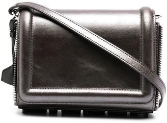 Diesel Raised-Logo Crossbody Bag