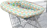 Kids II Comfort & HarmonyTM Reversible Cozy Cart CoverTM with TaggiesTM