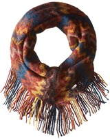 Steve Madden All Over Zigzag Snood