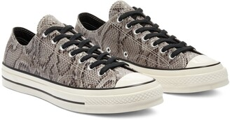 Converse Chuck Taylor(R) All Star(R) 70 Snake Embossed Sneaker