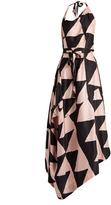 Vivienne Westwood Valeria satin halterneck dress