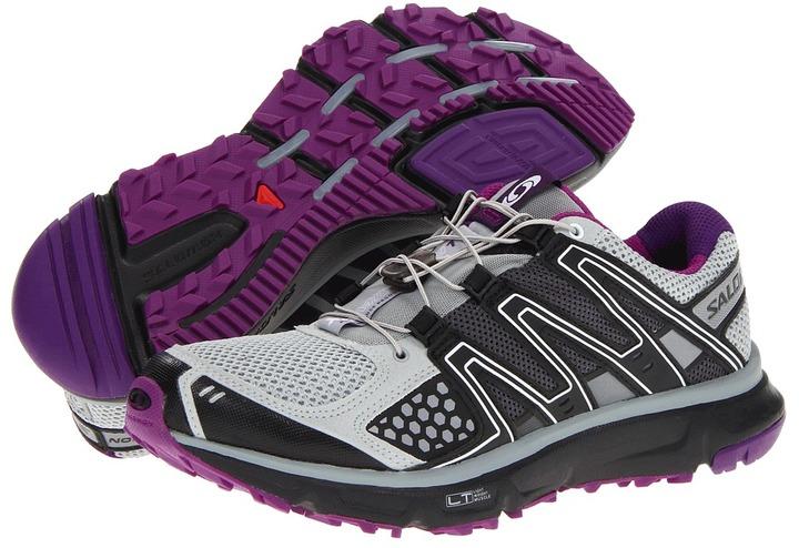 Salomon XR Mission (Score Blue/Very Purple) - Footwear