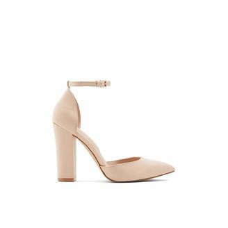 Aldo Women's Block Heel Ankle Strap Pump
