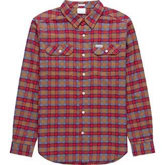 Columbia Men's Flare Gun Stretch Flannel Shirt