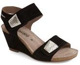 Mephisto Women's 'Jackie' Wedge Sandal