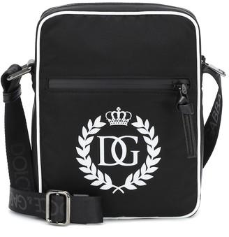 Dolce & Gabbana Kids Logo neoprene bag