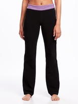 Old Navy Go-Dry Mid-Rise Wide-Leg Yoga Pants for Women
